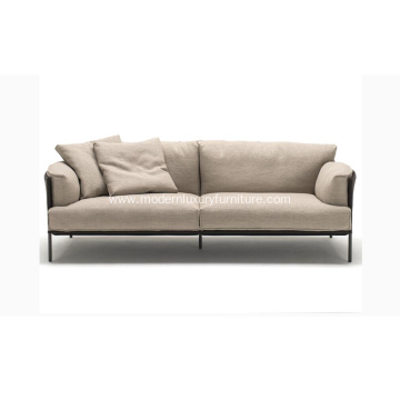 Modern Fabric Greene Sofa 3 Seater Version